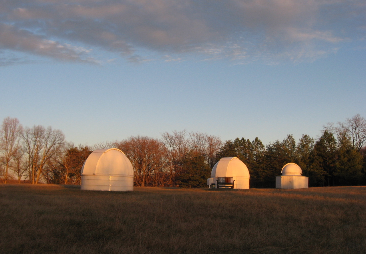 Starlight Farm Observatory Domes